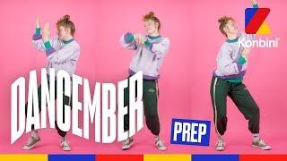Dancember #17 - Prep