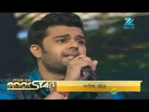 Star Ya Rockstar Oct. 09 '11 - Manish Paul