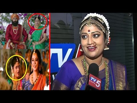 Special Interview With Bahubali 2 Actress Ashrita Vemuganti | TV5 News