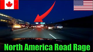 Road Rage USA & Canada | Bad Drivers, Fails, Crashes Caught on Dashcam in North America 2019 #3