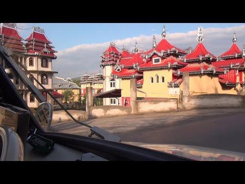 Silvaşu de Jos Eisenmarkt Hunedoara Siebenbürgen Transsylvanien Romania Rumänien 20.4.2016