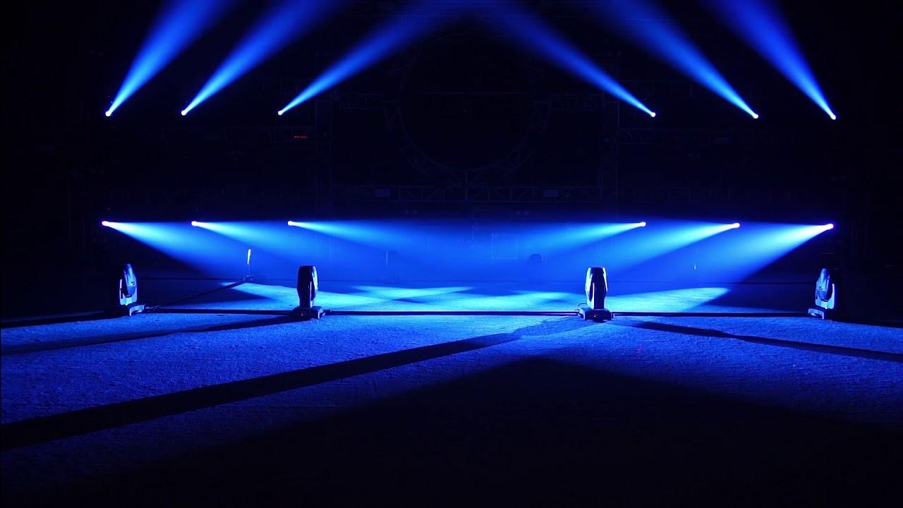 XP 16R BSW Acme Lighting Demo Video - YouTube