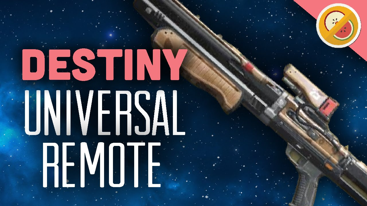 DESTINY Universal Remote Fully Upgraded PvP OP (PS4 ...