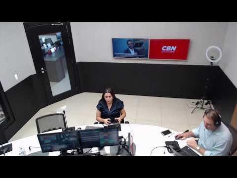 CBN Campo Grande (25/03/2020) - com Ginez Cesar e Ingrid Rocha