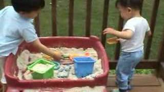 J&a Play Sand Table
