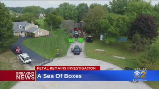 Sheriff#39s Officers Describe Fetal Remains Discovery