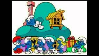 De Smurfen - Kom van dat dak af!