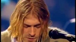 オン・ア・プレイン 和訳字幕付き ニルヴァーナ On A Plain Nirvana lyrics(Unplugged In New York 1993)