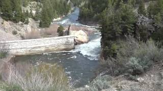 Scout Challis Idaho to Stanley for Jet Boat Salmon River