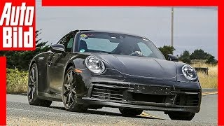 Porsche 911/992 (2019) Mitfahrt / Details / Erklärung