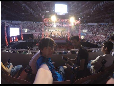 حسابي فانستقرام | WWE Jeddah Live