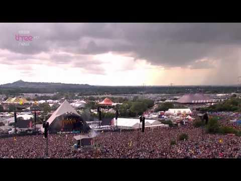 Lana Del Rey - Summertime Sadness (Live) Glastonbury 2014