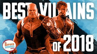 Best Villains of 2018