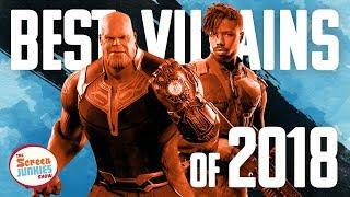 Best Villains of 2018