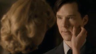 Bernard leaves Queenie - Benedict Cumberbatch - Small Island - BBC