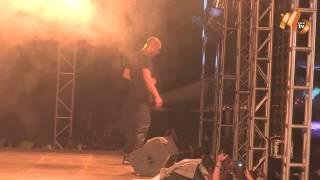 T.I live show in Tanzania at Fiesta 2014
