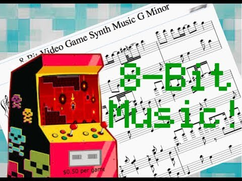 How to create your own 8-bit music!