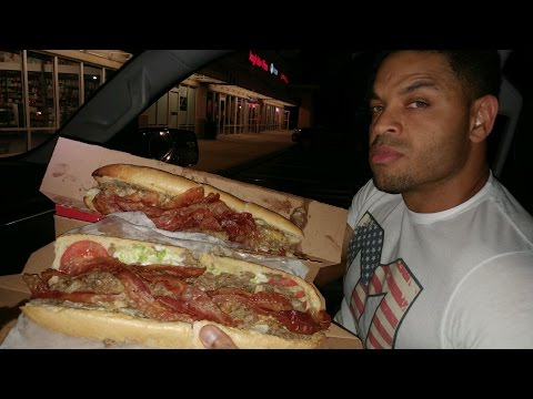 The Fat Daddy Sub | Search For The Greatest Sandwich Ever | @hodgetwins