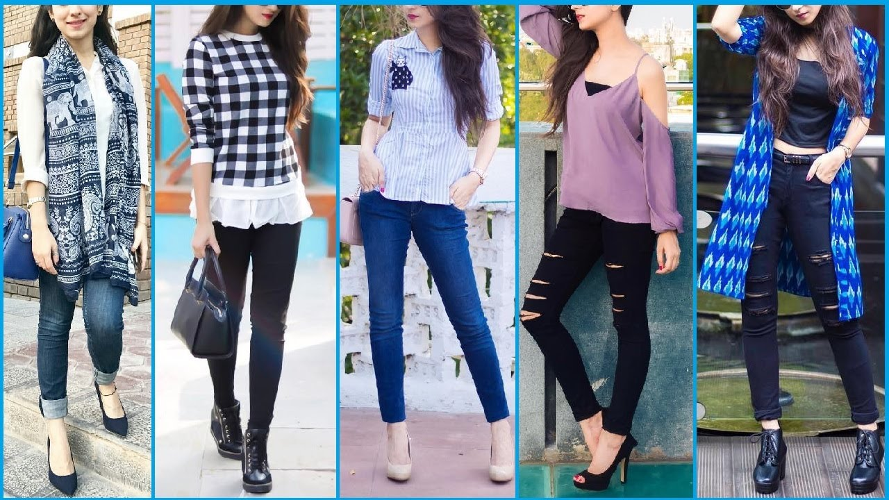 Latest Stylish Outfits Ideas For Girls