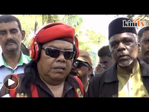 Rani Kulup tinggal pesan pada Siti Kasim