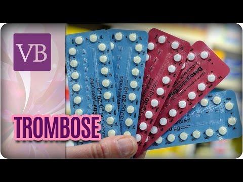 Trombose e Pílula Anticoncepcional - Você Bonita (25/08/16)
