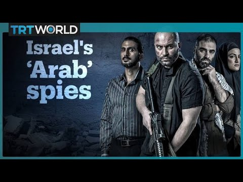 Israeli Spies Disguised As Palestinians