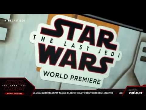 Download Youtube: Building The New AT-M6 Walker  - Star Wars The Last Jedi Red Carpet World Premiere