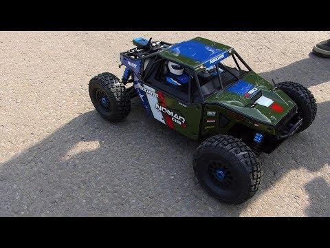Team Associated Nomad Db8 4S Speedrun Stock [deutsch/ german]