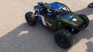 Team Associated Nomad Db8 4S Speedrun Stock [deutsch/ german]