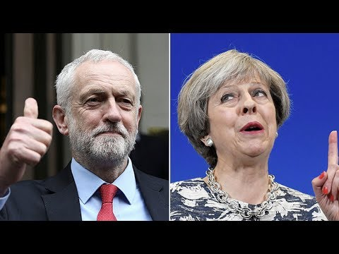 Special Coverage of the snap UK Election (STREAMED LIVE)