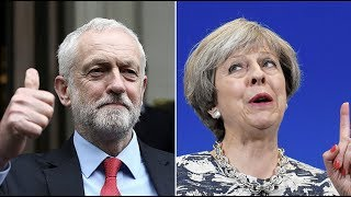 Britain has gone to the polls to decide who will lead the country i...