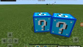 Minecraft Lucky Block Challenge Games Wither (read description )