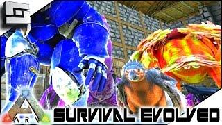 ARK: Survival Evolved - BABY DINO ARGY! S2E49 ( Gameplay )