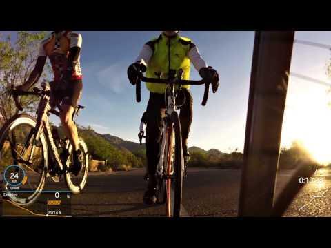 JKG Flag Ride 04 02 2015 #2 The Descent