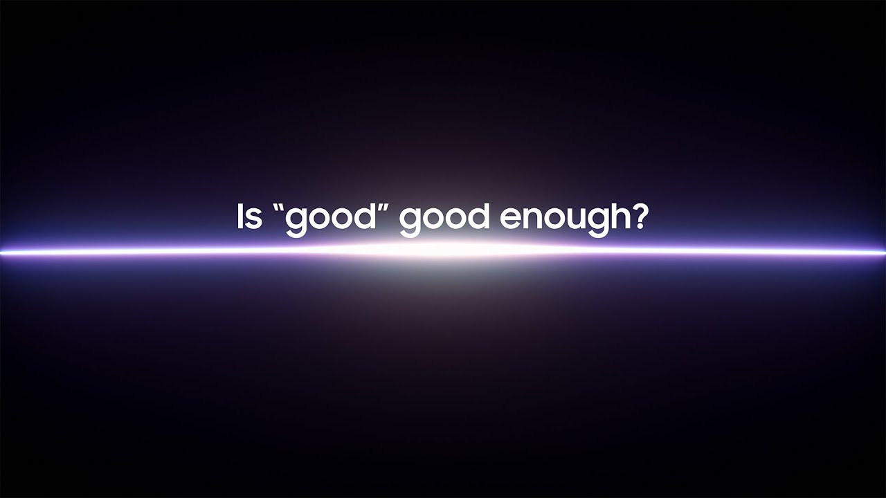 """Is """"Good"""" Good Enough? Get Ready To Unfold The Next Galaxy Unpacked! 