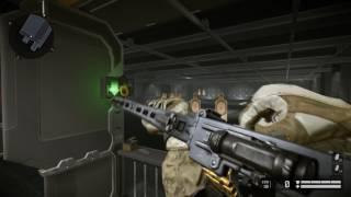 Warface MG3 recoil / test