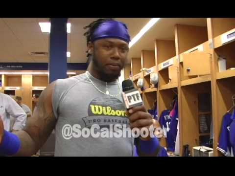 MLB Clubhouse Fun with Hanley Ramirez