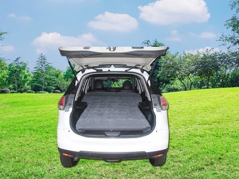野孩子 ~ Camping ace 野樂車中床 ARC-298, 獨立氣柱設計,享受歡樂時光,成為露營達人