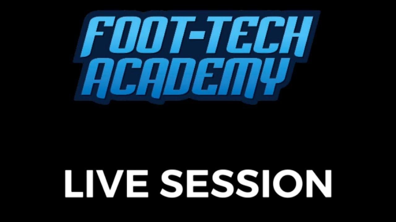 Live Session - Saturday 18th Apr 2020