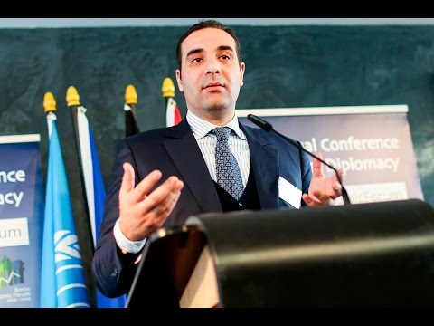 Tarik Sadik (Director of Strategy and Cooperation, Ministry of Tourism Kingdom of Morocco)