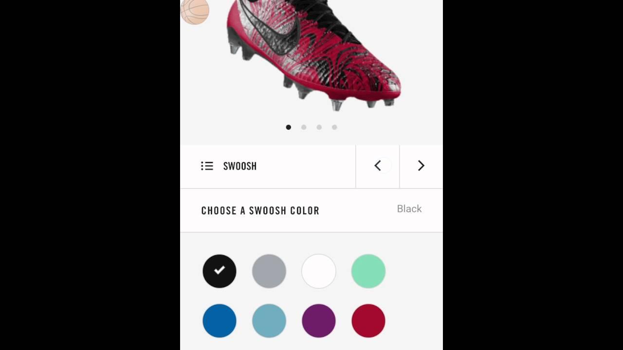 2dc66cf4d9 Tutorial de como personalizar chuteiras da Nike - YouTube