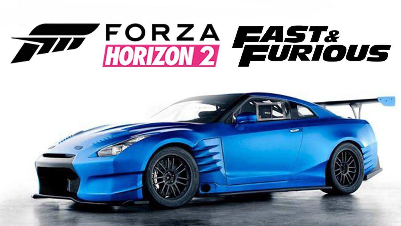 3 Zagrajmy W Forza Horizon 2 Fast Furious PL