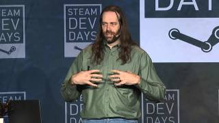 Virtual Reality and Steam (Steam Dev Days 2014)