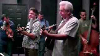 "Del McCoury Band ""Streets of Baltimore"" Live at KDHX 8/24/13"