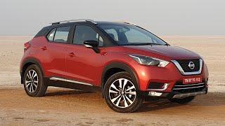 Nissan KICKS India Walk Around Review