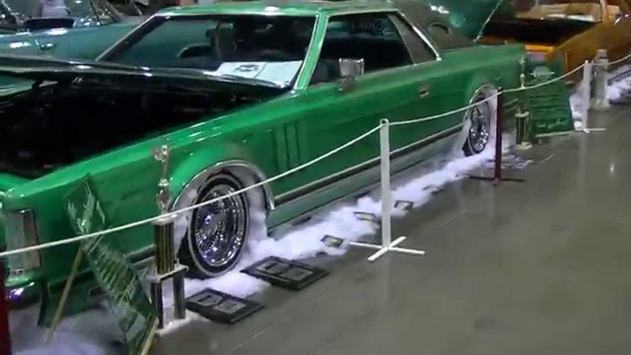 The Best In The West Super Indoor Custom Car Show Concert Part - Indoor car show