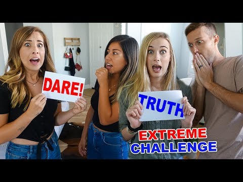 TRUTH or DARE! 😳 Sisters Secrets Revealed