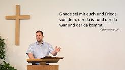 Predigten Chrischona-Gemeinde Rheinfelden