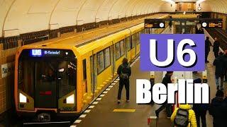 [Doku] U6 der U-Bahn Berlin (2019)