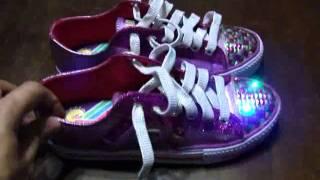 272f3121f63 Zapatillas Con Luces Niña Chile  Zapatillas con luz led en mercado ...